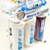 خرید دستگاه تصفیه آب 8 مرحله ای مینروا