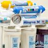قیمت دستگاه تصفیه آب یونیزه قلیایی مینروا Ro7_Alkaline